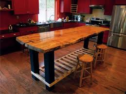 l shaped kitchen island ideas kitchen islands exciting kitchen island plans ideas by red wooden