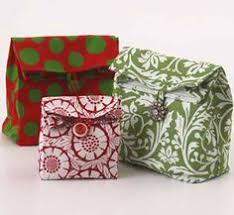 cloth gift bags easy to sew reusable gift bag quarters fabrics and bag