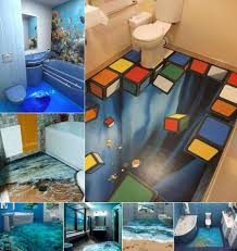awesome 3d bathroom floor designs best home decorating ideas awesome 3d bathroom floor designs