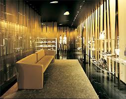 Interior Commercial Design by Commercial Interior Design Of Armani Ginza Tower Mindful Design