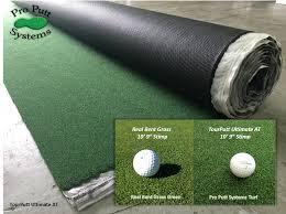 indoor putting green turf