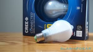 Cree Dimmable Led Light Bulbs by Cree Connected Led Bulb Review U2013 A Promiscuous Light Slashgear