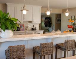 Kitchen Islands And Stools Bar Amazing Kitchen Breakfast Bar Design Ideas With Long White