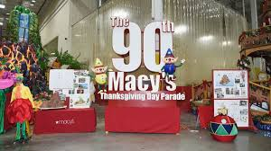 time does the 2016 macy s thanksgiving day parade start