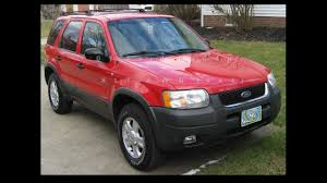 Ford Escape Awd - 2001 ford escape xlt awd youtube