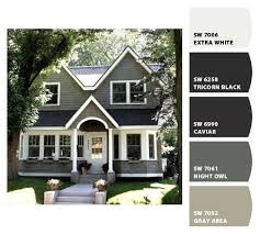 amazing decoration sherwin williams exterior paint northern shores