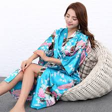 Robe De Chambre En Soie Femme by Longues Robes De Soie Achetez Des Lots à Petit Prix Longues Robes