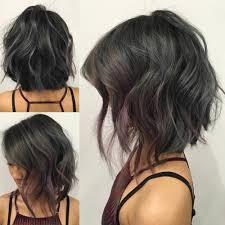 choppy bob hairstyles for thick hair 80 sensational medium length haircuts for thick hair in 2017