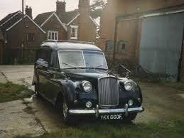 plas princess hearse