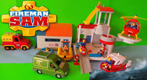 feuerwehrmann fireman sam ocean rescue safety special mike