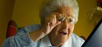 Grandmother Meme - this grandma has the politest conversation with google and the