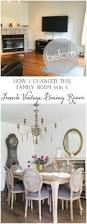 French Dining Rooms French Vintage Dining Room Before And After So Much Better