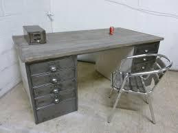 Steel Office Desks Ideas Metal Office Desk Thedigitalhandshake Furniture