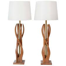 table lamps bedroom modern lamps 3 light mid century chrome modern floor lamp fascinate mid