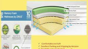 100 home design 5 zone memory foam reviews sleepbetter