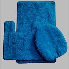 Teal Bath Rugs Teal Bathroom Rug Set Wayfair