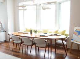 mid century modern dining room small home decoration ideas unique