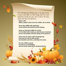 for christians messianic jews happy thanksgiving 2012 psalm 100