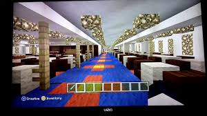 titanic first class dining room titanic first class dining room minecraft youtube