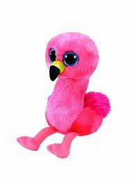 ty gilda flamingo beanie boo clintons