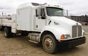 kenworth mechanics trucks for sale 1998 kenworth t300 service truck item j1629 sold novemb