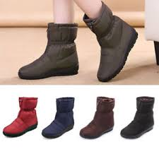 s waterproof boots wome s waterproof boots winter warm with velvet thicken casual