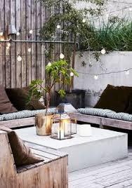 Patio 26 Cheap Patio Makeover by Top 9 Backyard Party Ideas Cement Pots Soft Light And Fresh Flowers