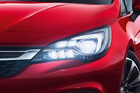 opel astra successful opel astra and intellilux led matrix light winning
