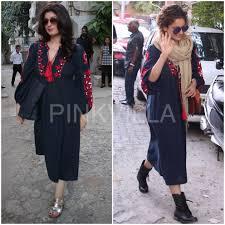 who wore zara better twinkle khanna or kangana ranaut pinkvilla