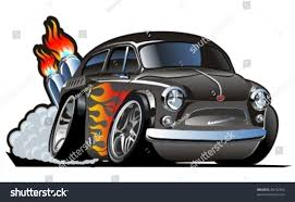 cartoon convertible car pictures cartoon muscle cars drawing art gallery