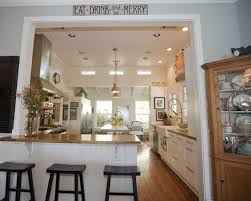 captivating kitchen dining room pass through with home interior