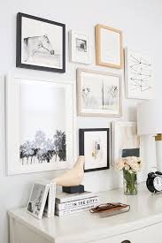 Best 25 Hanging Family Pictures Best 25 Gallery Wall Frames Ideas On Pinterest Photo Wall