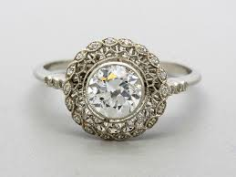 ring cornzine comc201711rose gold rings engagement vintage avon