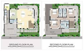 guest house floor plan house plans with guest house attached escortsea