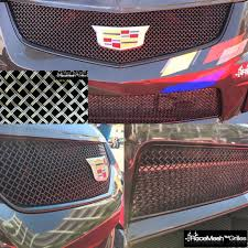 2009 cadillac cts colors cadillac cts v 2009 2015 grille lower valance grille