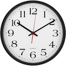 Design Clock by Amazon Com Large Wall Clock Silent U0026 Non Ticking Modern Quartz