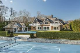 hamptons homes for sale with tennis courts for under 7m curbed