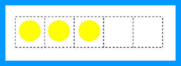 five frame subitizing numbers sense interventions