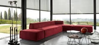 canape angle modulable tissu canapé italien design idées pour le salon par les top marques