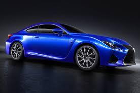 lexus rc f sport coupe 2015 lexus rc f gets new paint color name it motor trend
