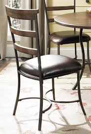 hillsdale cameron dining table hillsdale cameron round dining set with ladder back dining chair