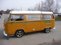 volkswagen camper van vw volkswagen bay campervan westfalia type 2 1972 arizona import mot