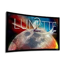 projection screens amazon com amazon com elite screens lunette 2 series 120