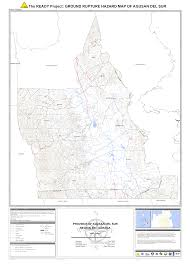 Dma Map Namria The Central Mapping Agency Of The Government Of The
