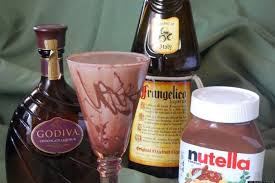 martini drink bottle how to make a nutella martini huffpost