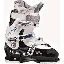 used s ski boots size 9 dalbello raya 9 ski boots s 2012 used evo