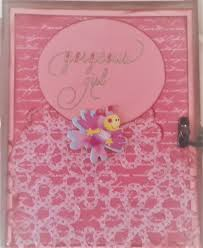 baby girl photo album girl album by kueimei crafts
