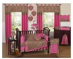 Cheetah Print Crib Bedding Set 14 Best Pink Cheetah Baby Room Images On Pinterest Child Room
