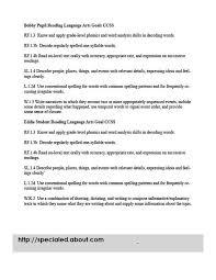 sample common core lesson plan kindergarten common core lesson