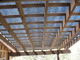 how to install design and order patio pergola knit shade covers